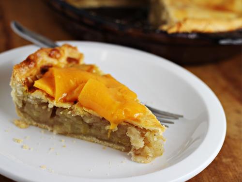 First fucking apple pie