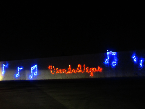 Viva Las Vegas at Glittering Lights