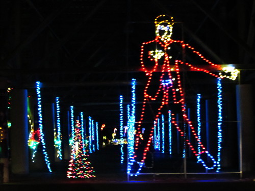 Christmas in Vegas: Holiday Lights at Las Vegas Speedway - Home ...