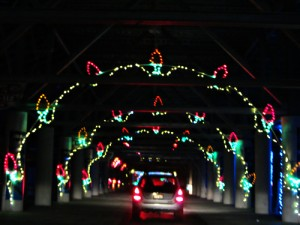 Glittering Lights in Las Vegas