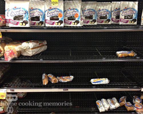 Food Memories of Hostess: Wonder Bread & Twinkies
