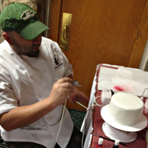 Cake Decorating Class with Duff Goldman