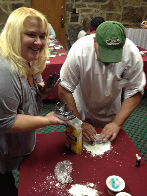Cake Decorating Class with Duff Goldman