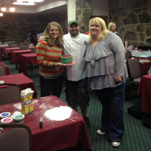 Cake Decorating Class with Duff Goldman of Charm City Cakes