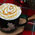 Make Your Own Caramel Vanilla Latte (+ BONUS: Peppermint Mocha Fudge)
