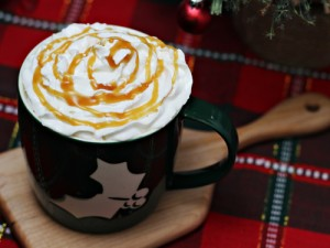 Make Your Own Caramel Vanilla Latte