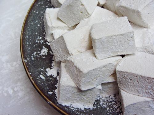 Iced Coffee Marshmallows