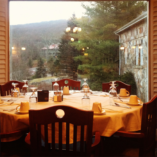 Mixed Conference -  Mountain Lake Dining Room