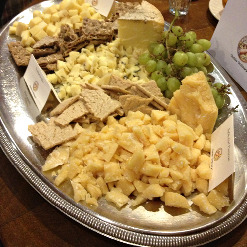 Mixed Conference -- Wisconsin Cheese