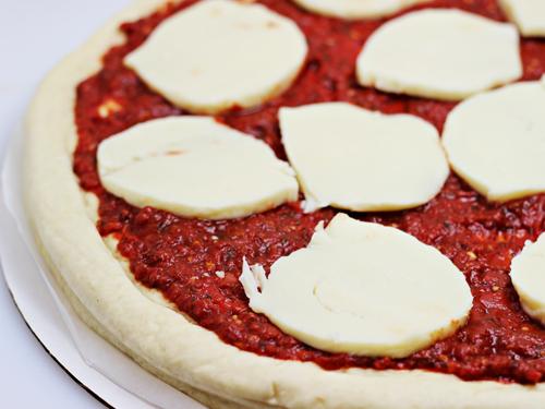 How to Make an Arugula Pizza