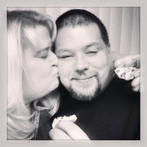 New Year's Eve Kiss & Daily Chef Bruschetta