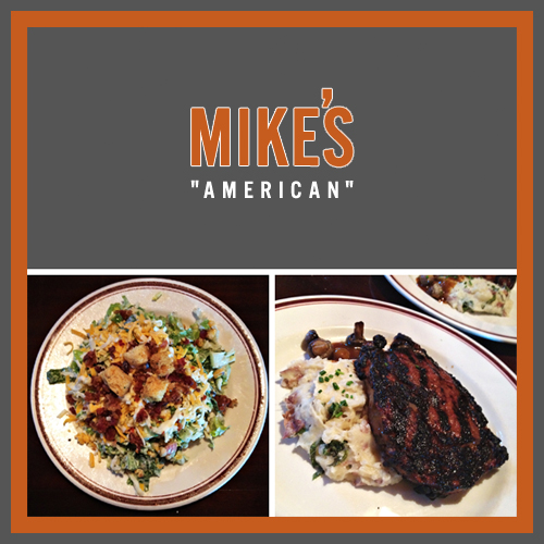 Dining in Virginia: Mike's American Grill