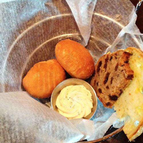 Mike's American bread basket