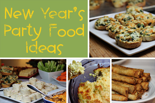 New years party food ideas home cooking memories new years party food ideas forumfinder Gallery