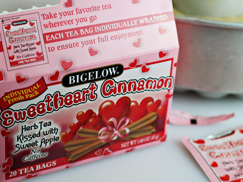 Bigelow Sweetheart Cinnamon Herbal Tea