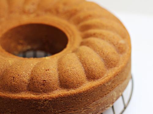 Sweetheart Cinnamon Cake