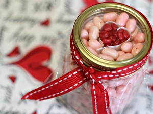 3 Valentine Gifts in a Jar