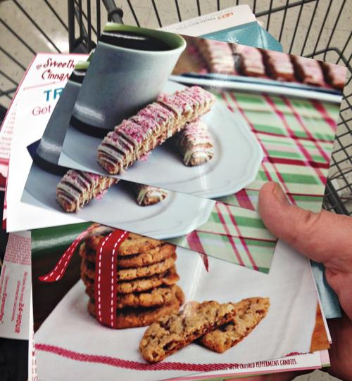 Photos and Recipe Cards - printed at Walgreens