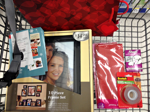 Framed Recipe Cards - Shopping at Walgreens