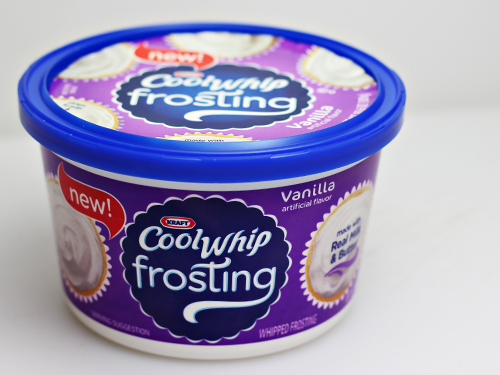 Cool Whip Frosting - Vanilla
