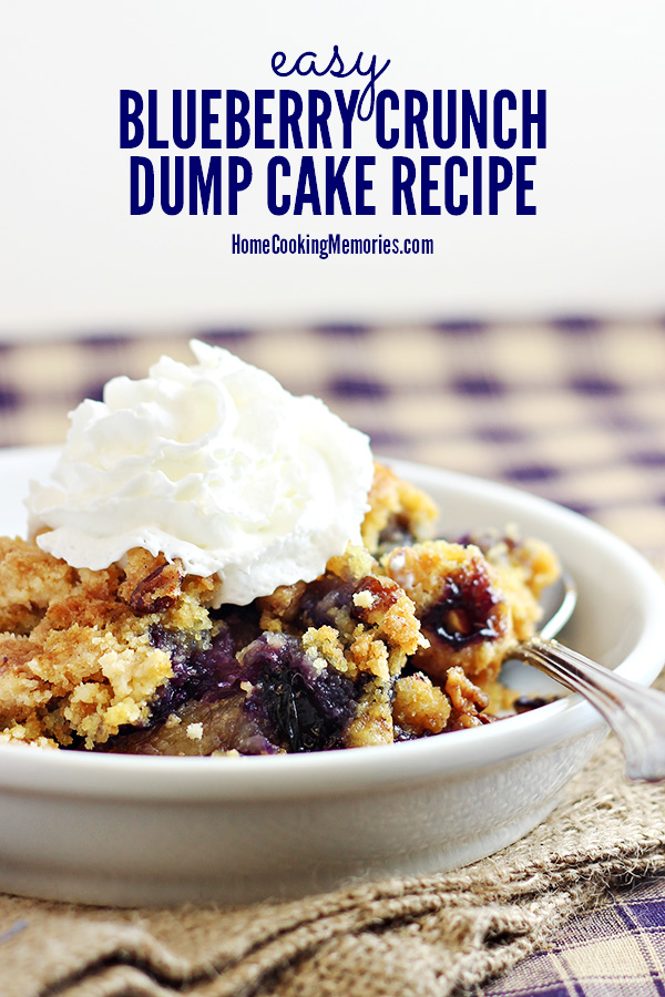 What Is Dump Cake Recipes