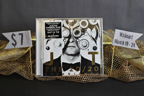 Justin Timberlake The 20/20 Experience CD