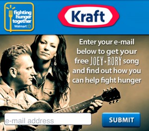 """Free song from Joey + Rory """"Enough"""""""