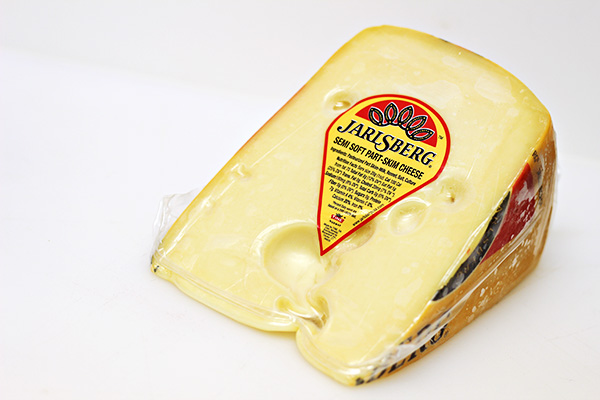 Jarlsberg Cheese Wedge