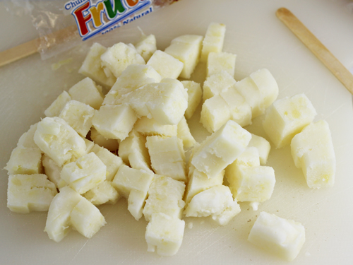 Chunks O' Fruti Pina Colada Fruit Bars