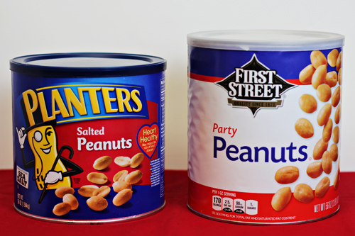Road Trip Snacks Taste Test: Peanuts