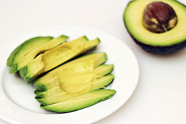 Sliced Ripe Avocados from Mexico