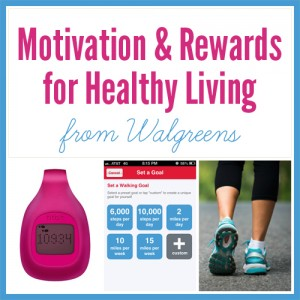 Walgreens Steps with Balance Rewards