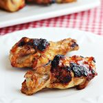 3-Ingredient Grilled Chicken Wings Recipe
