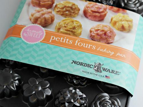 Nordic Ware Petits Fours Baking Pan