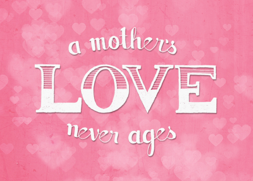 Free Printable: Mothers Day Art Print in Pink