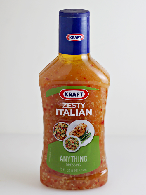 Kraft Zesty Italian Dressing