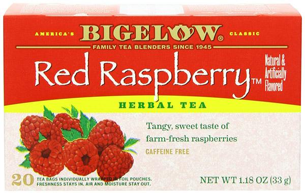 Bigelow Red Rasberry Herb Tea
