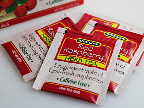 Bigelow Red Raspberry Herbal Tea