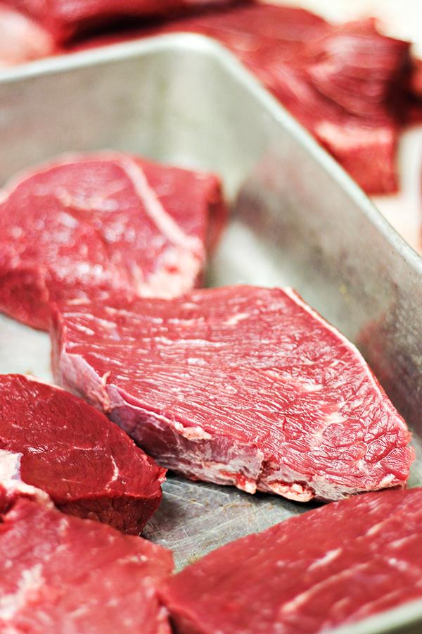 Cattleman's Finest Beef Sirloin Tip at Smart and Final