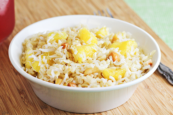 Easy rice recipes for side dishes