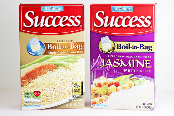 Success Instant Rice