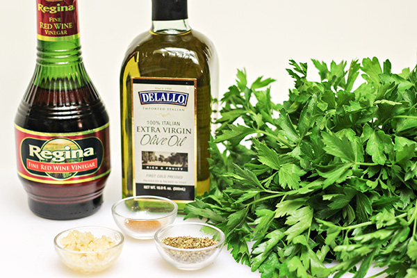 Chimichurri Sauce Recipe Ingredients