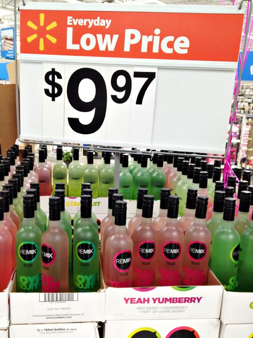 DJ Pauly D - Remix Cocktails at Walmart