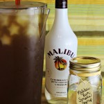 Malibu Rum Simple Syrup