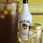 Malibu Rum Simple Syrup
