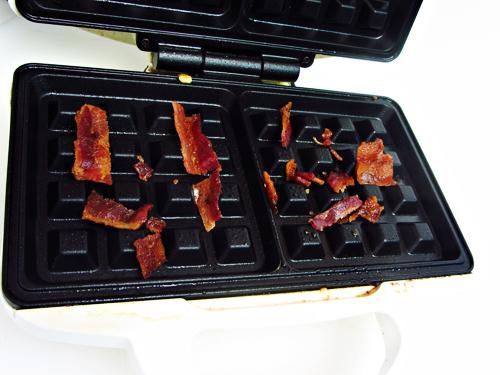 Bacon Waffles - Maker