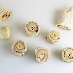 How to Make Malibu Chicken Tortilla Pinwheels