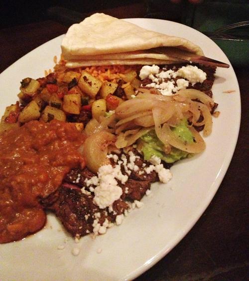 Hussongs Cantina Las Vegas - Carne Asada