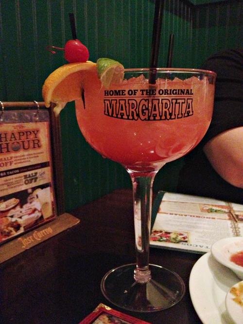 Hussongs Cantina Las Vegas - Margarita