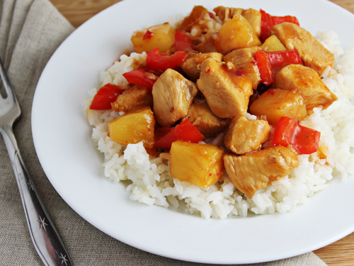 Kraft Recipe Makers - Sweet and Sour Chicken